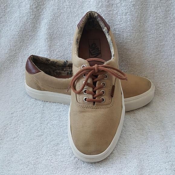1714343da Vans Shoes | Classic 500200 Leather Accents | Poshmark